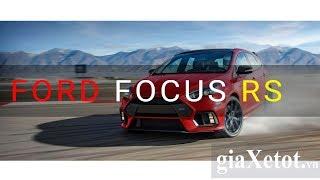 Review Ngoại Thất Ford Focus Sport 2019 độ Body Kid RS tại Việt Nam