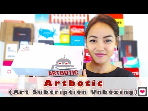 Artbotic Review (Limited Edition Art Subscription)