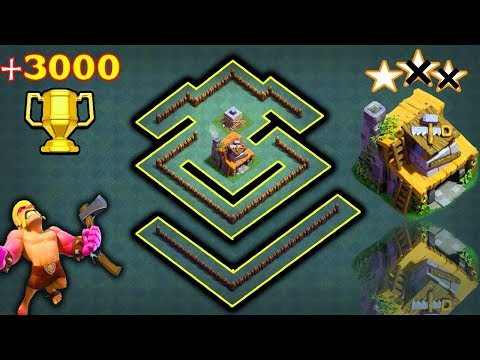 COC Best! Builder HaLL 4 (BH4) Base 2020 With Link And ProoF! I Bh4 Base Layout Anti 1 Star,Anti ALL