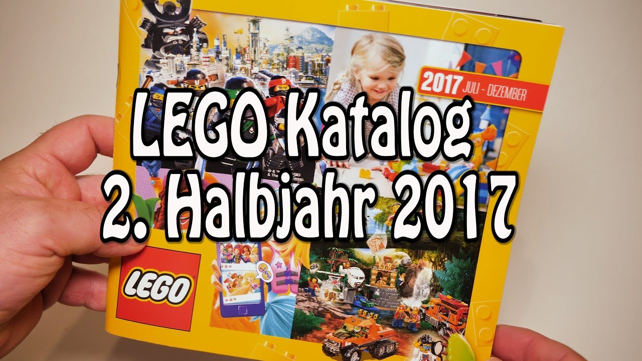 2 lego katalog 2017 juli bis dezember neuheiten. Black Bedroom Furniture Sets. Home Design Ideas