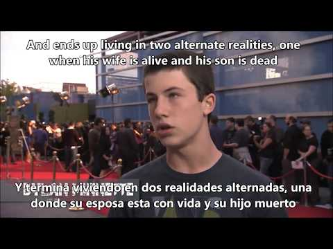 Interview to Dylan Minnette subtittled