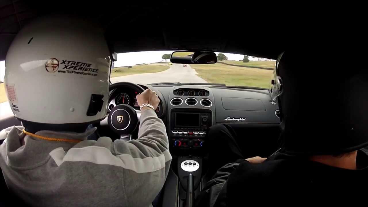 Driving A Lamborghini Supercar At Xtreme Xperience Youtube