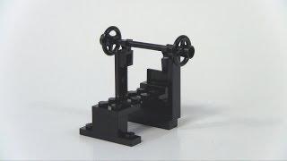 Lego Bench Press Tutorial