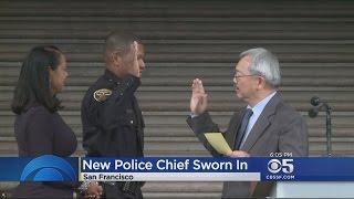 New San Francisco Police Chief Sworn In