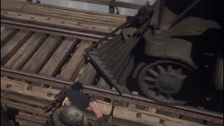 Red Dead Redemption 2: Funny Moments [Train 2 the head]
