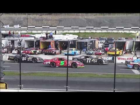 NASCAR Whelen All American Series Canada 150 Heat Race #2