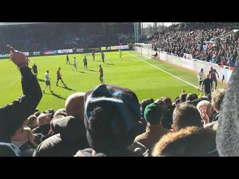 Eriksen free-kick, corner and general play at Selhurst Park. Crystal Palace v Tottenham Hotspur