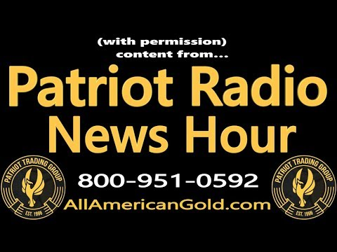 PATRIOT RADIO NEWS HOUIR 8/4/17: Jobs Claim Don't Add Up