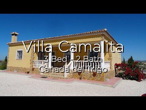 Villa Camalita Walk-through - Murcia - 219,950€