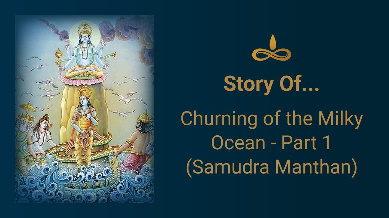 Download Story Time: Story of the Churning of the Milky Ocean by the Gods and Demons (Samudra Manthan)