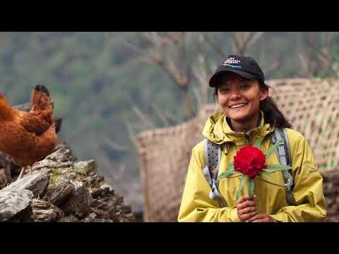 "Annapurna Sanctuary/Annapurna Base Camp Trek- ""Moving Pictures Nepal"""