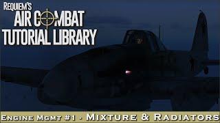 CEM #1 - Mixture & Radiator Basics