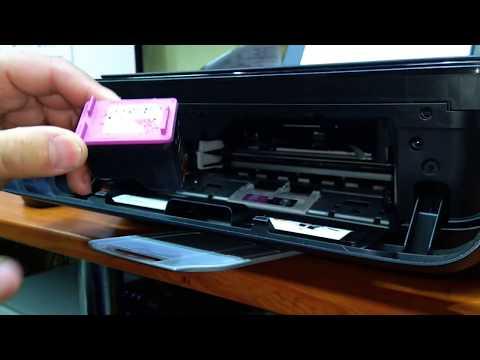 Краткий обзор HP DeskJet GT 5820