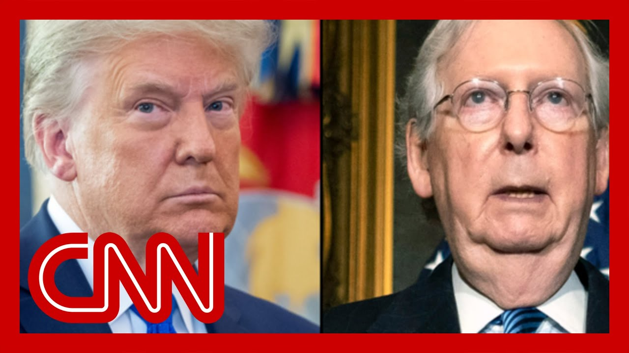Download WSJ: Trump wants McConnell voted out of Senate
