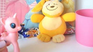 Видео с игрушками для детей. День Рождение Пони(Сегодня у Пони день рождение, ее пришли поздравлять друзья и принесли много подарков, давайте посмотрим..., 2015-09-06T18:49:49.000Z)