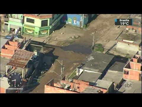 SP: Somente duas obras para conter enchentes ficarão prontas no verão | SBT Brasil (29/11/17)