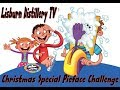 Lisburn Distillery TV Christmas Pieface Challenge