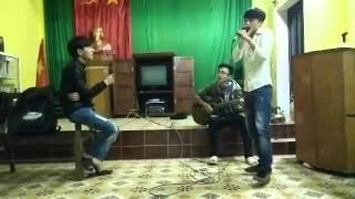 Cover Lá Cờ (Acoustic) Guitar. Beathboxer. Singer
