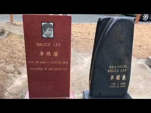 Bruce Lee Grab