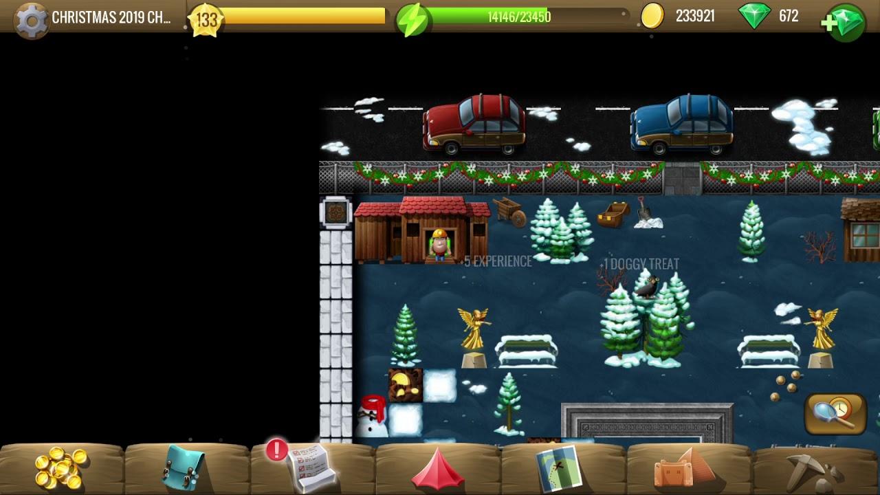 Diggys Adventure Christmas 2020 Challenge 6 Christmas 2019 Challenge #1 | Christmas 2019 #17 (Mobile