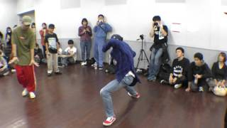 チビデカChildren vs BEAT SOLDIER BEST16 FREESTYLE SIDE / RUN UP! × ばとる☆マギカ vol.2