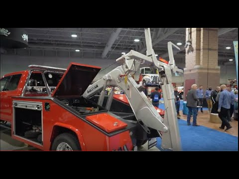 MANUFACTURERS SPOTLIGHT:  Dynamic Towing Equipment & Manufacturing Fusion 755 Wheel Lift