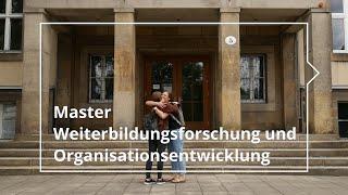 Studiengang Weiterbildungsforschung und Organisationsentwicklung TU Dresden