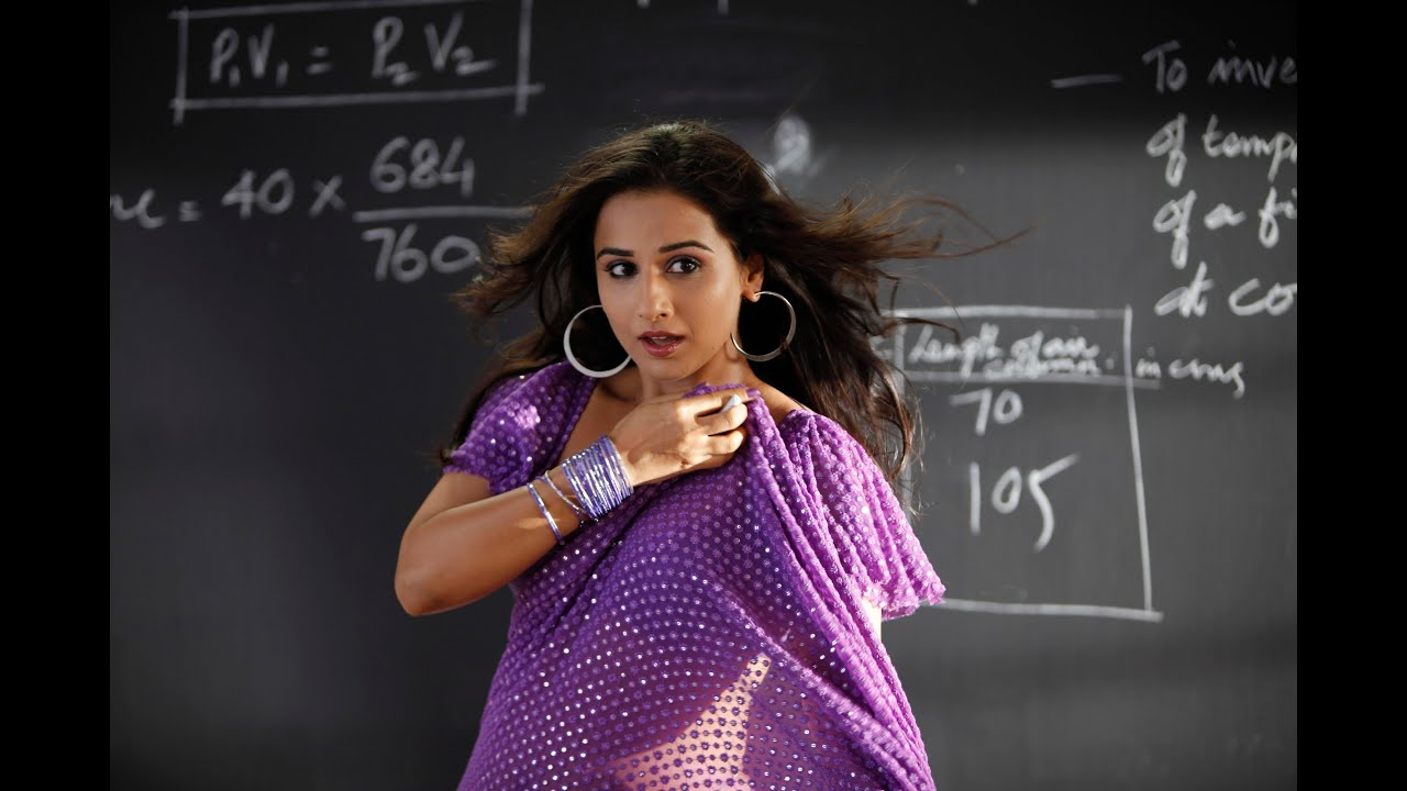 vidya balan's character in the dirty picture now a case study - youtube