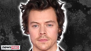 Harry Styles SPEAKS OUT About Robbery!