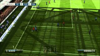 Gameplay fifa 13 - Mode Carriere