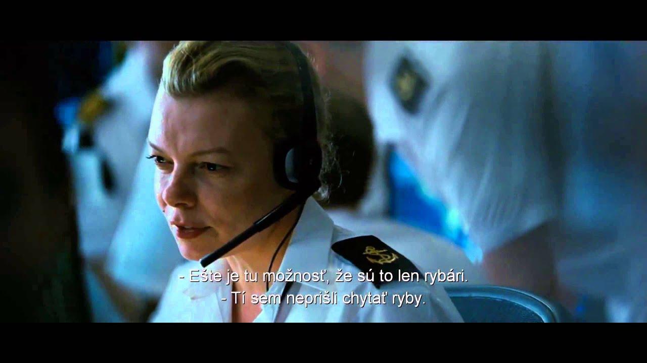 Kapitán Phillips: Prepadnutie lode Alabama (Captain Phillips) oficiálny trailer