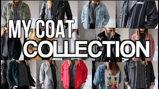MY COAT COLLECTION