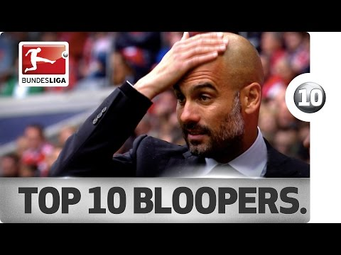 Top 10 funniest moments - 2014/15
