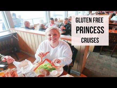 EATING GLUTEN FREE ON PRINCESS CRUISE