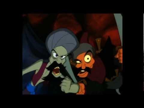 Aladdin 3 , Dites oui ou non. poster