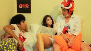 Repeat youtube video รายการ Good Feeling #7 เฮียกะม๊อยซ์ ฟัด หลินปิงบนเตียง