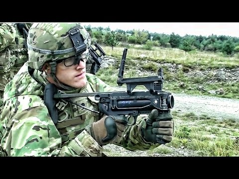 173rd Airborne Brigade Brought Their Guns To Slovenia
