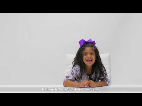 Kids Explain Ramadan · #RamadanReady