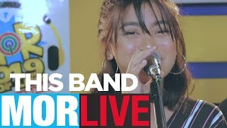 MOR Live This Band performs acoustic version of &quotKahit Ayaw Mo Na&quot