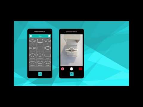 Diamond Valuer App