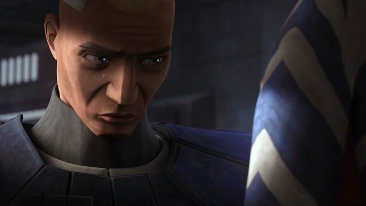 Ahsoka And Rex Decide Fates Clone Wars Finale Victory And Death Clip Youtube