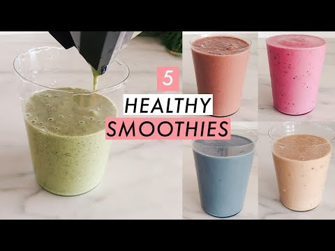 5-quick-&-healthy-smoothie-recipes-for-breakfast-🍓🍌