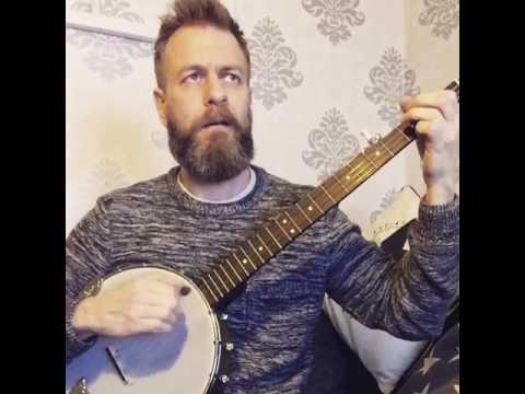 Pretty Polly Clawhammer banjo