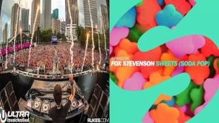 Fox Stevenson Vs Estelle ft. Kanye West - Sweets Vs American Boy (Oliver Heldens Mashup)