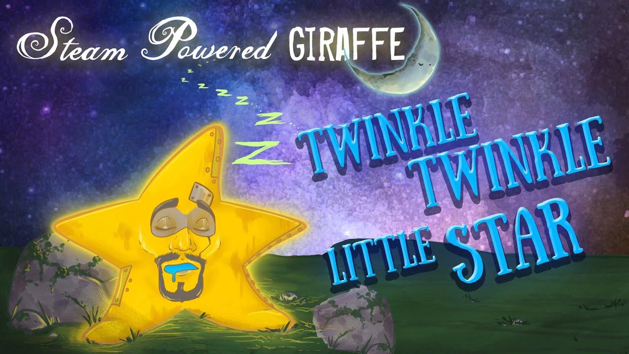Steam Powered Giraffe - Twinkle Twinkle Little Star