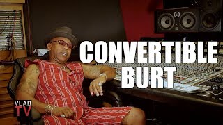 Convertible Burt on Making Millions, Breaks Down Doing His Interstate Drug Operation (Part 7)