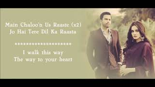 Ishq Tamasha OST Lyrics With Translation Hum Tv Drama   YouTube