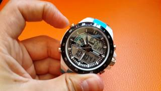SKMEI Watches backlight don`t work