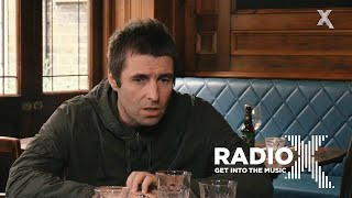 Chris Moyles meets Liam Gallagher