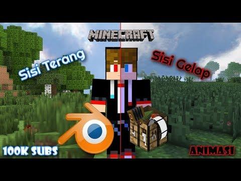 Selamat Tinggal !! (Spesial 100k Subscriber) | Animasi Minecraft Indonesia